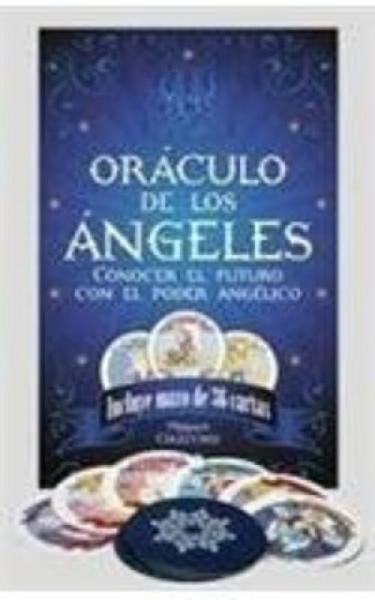 ORACULO DE LOS ANGELES + 36 CARTAS