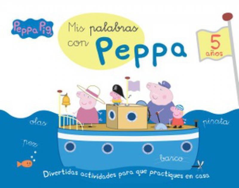 PEPPA PIG - MIS PALABRAS CON PEPPA