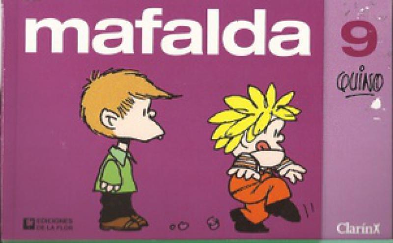 MAFALDA 9 - CLARIN