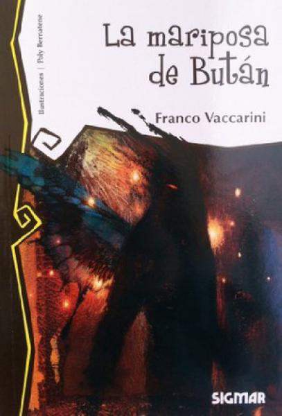 MARIPOSA DE BUTAN