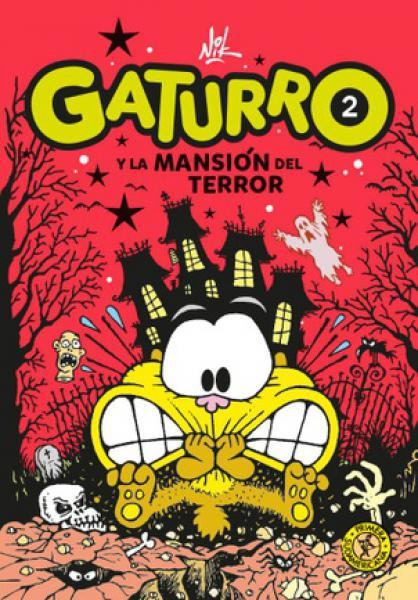 GATURRO Y LA MANSION DEL TERROR