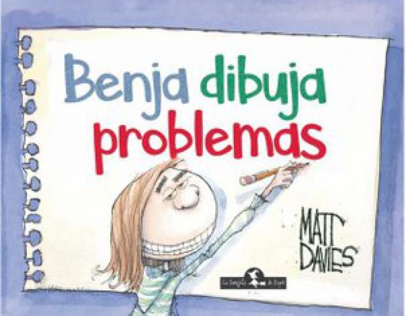 BENJA DIBUJA PROBLEMAS