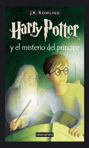 HARRY POTTER 6 -TD Y EL MISTERIO DEL PR