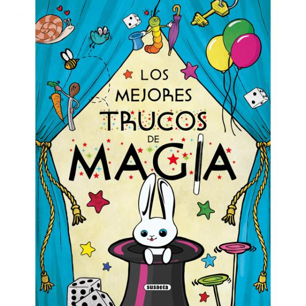 MI PRIMER LIBRO DE MAGIA ESPIRALADO