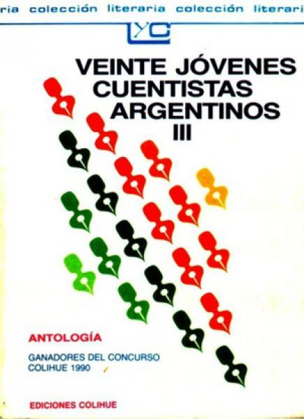 20 JOVENES CUENTISTAS ARGENTINOS 3