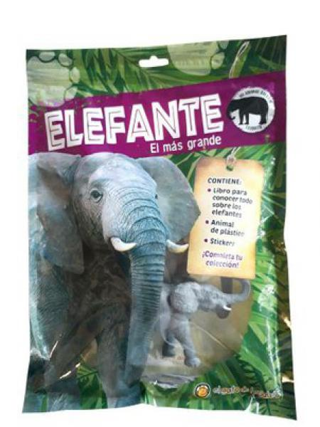 ELEFANTE - EL MAS GRANDE