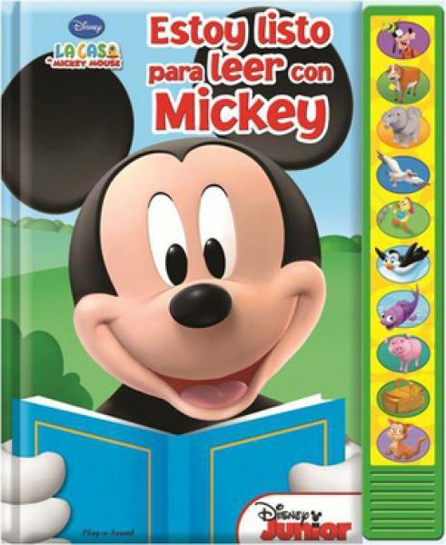 MICKEY - ESTOY LISTO PARA LEER