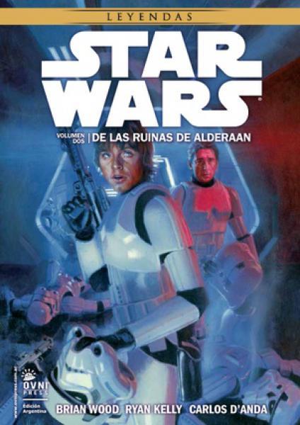 STAR WARS - DE LA RUINAS DE ALDERAAN II