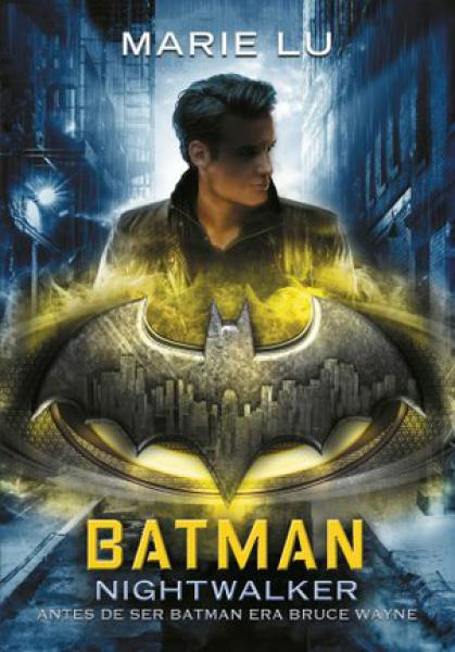 BATMAN - NIGHTWALKER - DC ICONS 2