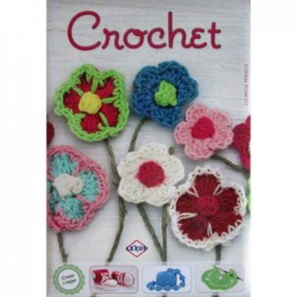 CROCHET (CREAR Y TEJER)