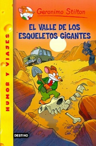 EL VALLE DE LOS ESQUELETON GIGANTES