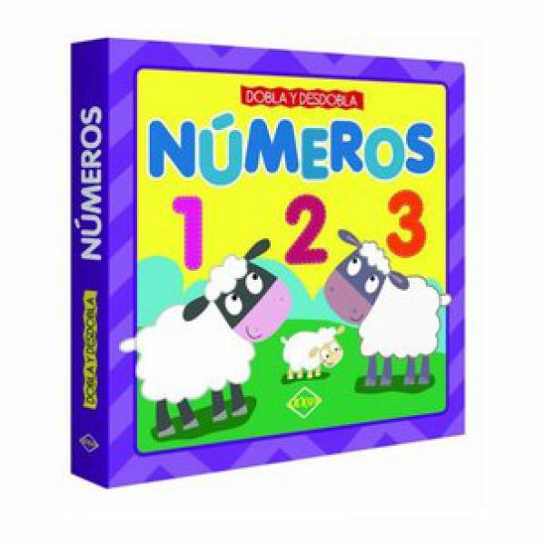 NUMEROS - DOBLA Y DESDOBLA