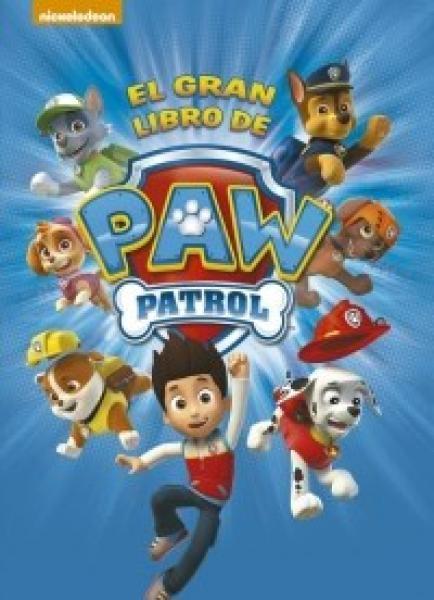 PAW PATROL - EL GRAN LIBRO ...