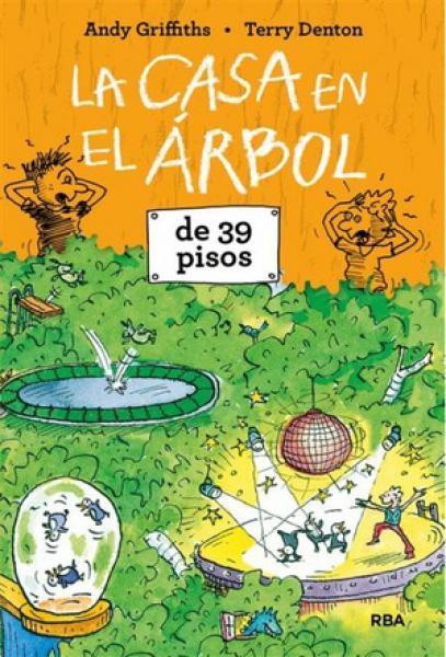 LA CASA EN EL ARBOL DE 39 PISOS