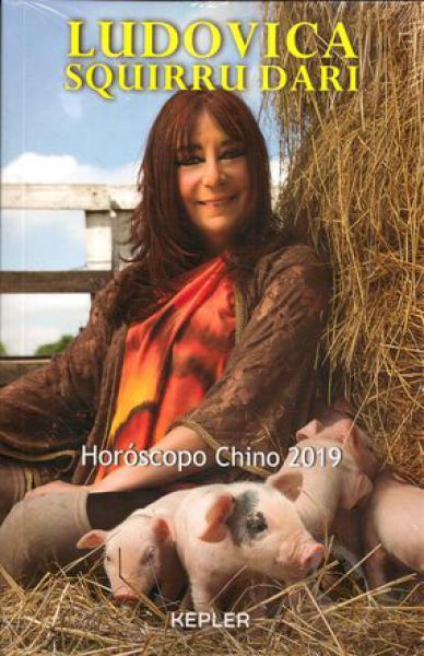 HOROSCOPO CHINO 2019 LUDOVICA SQUIRRU
