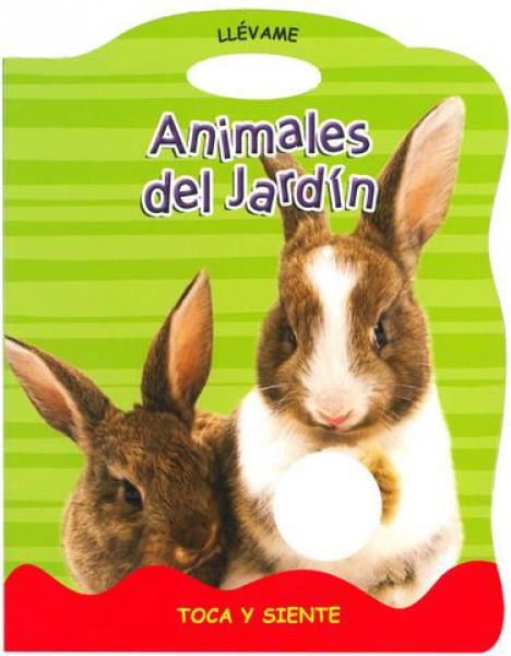 ANIMALES DEL JARDIN - TOCA Y SIENTE