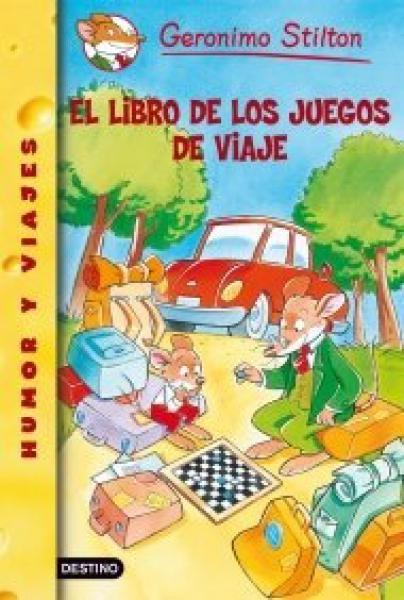 EL LIBRO DE LOS JUEGOS DE VIAJE
