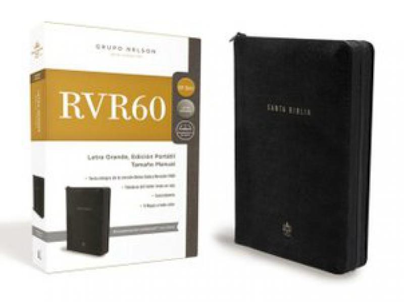 SANTA BIBLIA RVR60 (ESTUCHE CON CIERRE)
