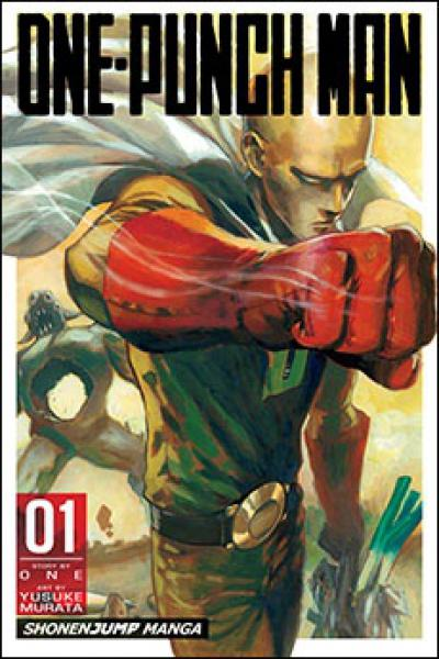 ONE-PUNCH MAN - 1 -