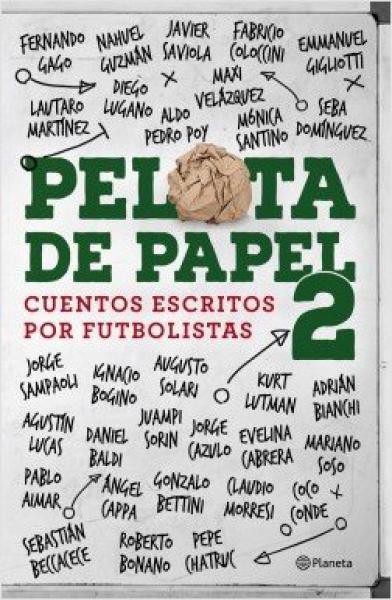 PELOTA DE PAPEL 2
