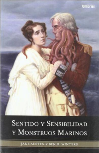 SENTIDO Y SENSIBILIDAD Y MONSTRUOS MARIN