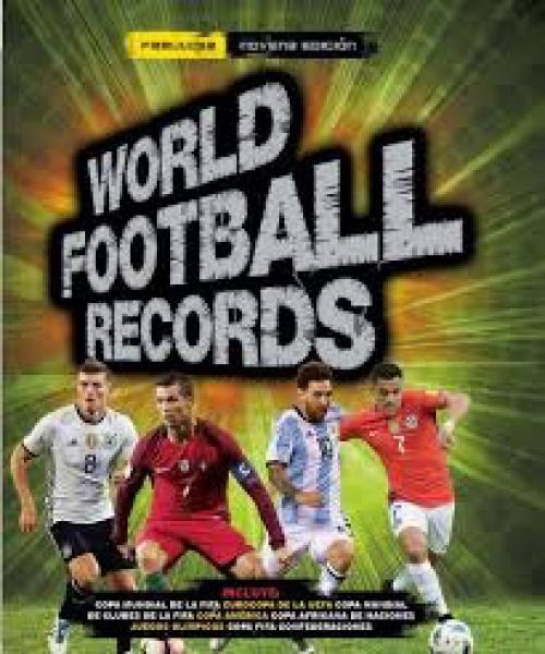 WORLD FOOTBALL RECORDS 9ºED