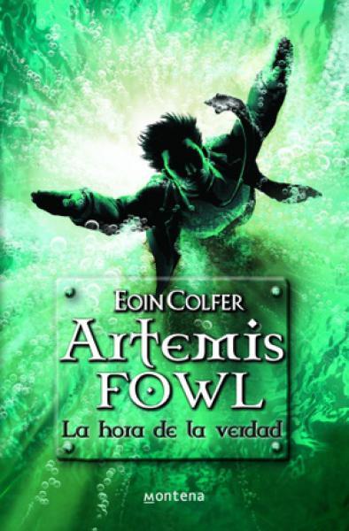 ARTEMIS FOWL 7: LA HORA DE LA VERDAD.
