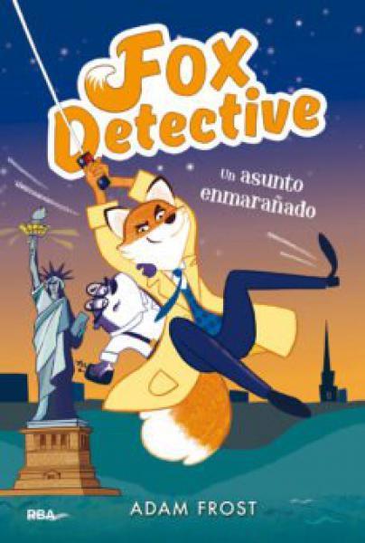 FOX DETECTIVE III - UN ASUNTO ENMARAÐADO