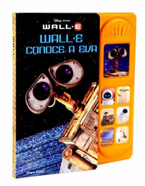 WALL E CONOCE A EVA