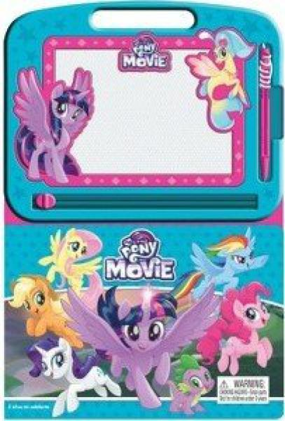 MY LITTLE PONY THE MOVIE PIZARRA MAGICA