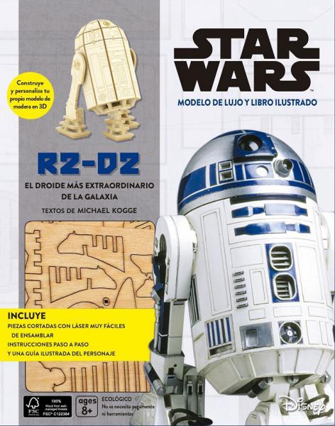 STAR WARS R2-D2 PARA ARMAR