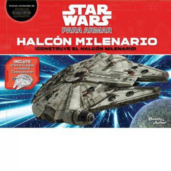STAR WARS PARA ARMAR HALCON MILENARIO