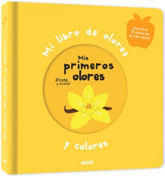 MI LIBRO DE OLORES Y COLORES
