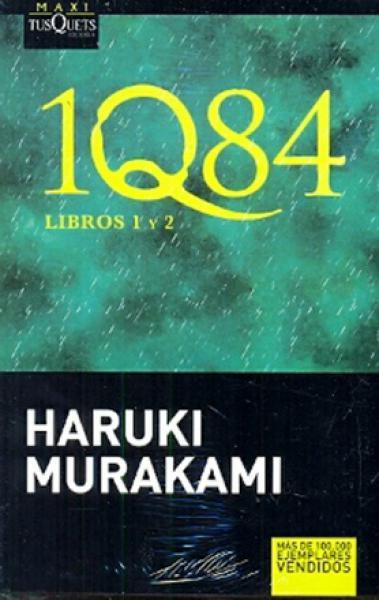 1Q84 - LIBROS 1 Y 2