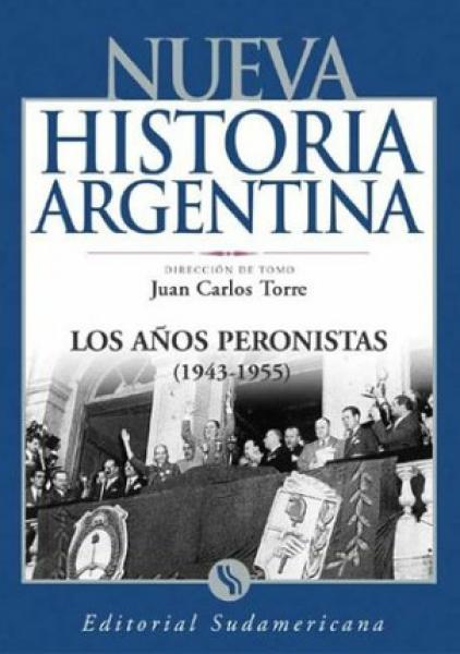 NUEVA HISTORIA ARGENTINA-T.8