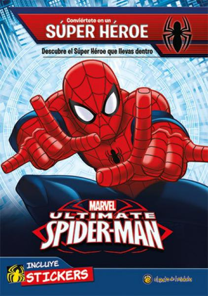 CONVIERTETE EN UN SUPER HEROE SPIDER-MAN