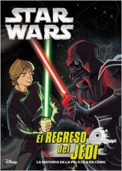 STAR WARS EL REGRESO DEL JEDI (HISTORIET