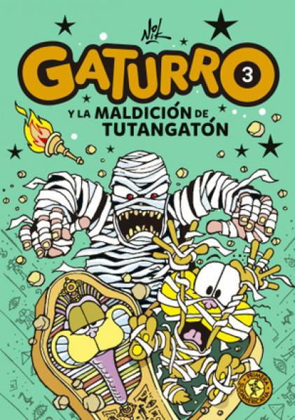 GATURRO 3 - Y LA MALDICION DE TUTANGATON