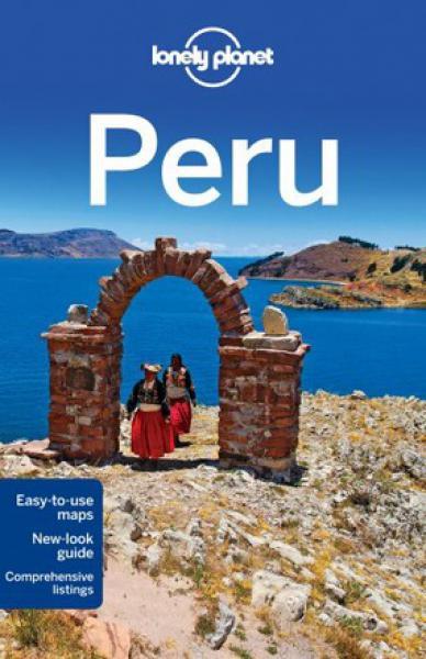 GUIA PERU ( EN INGLES )