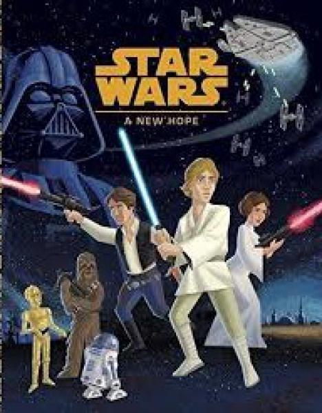 STAR WARS - UNA NUEVA ESPERANZA
