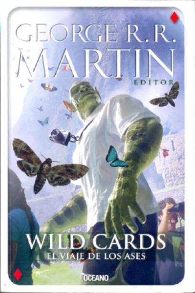 WILD CARDS 4 - EL VIAJE DE LOS ASES