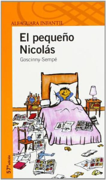 EL PEQUEÐO NICOLAS