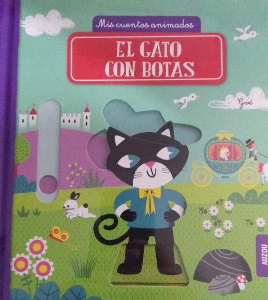 EL GATO CON BOTAS (MIS CUENTOS ANIMADOS)
