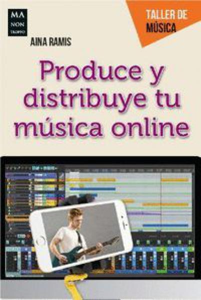 PRODUCE Y DISTRIBUYE TU MUSICA ONLINE