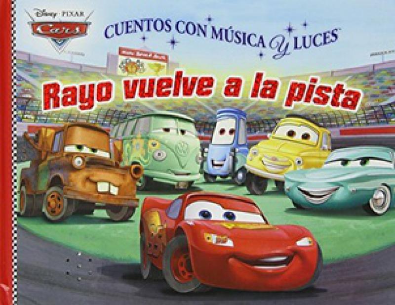 CARS-CUENTOS CON MUSICA Y LUCES