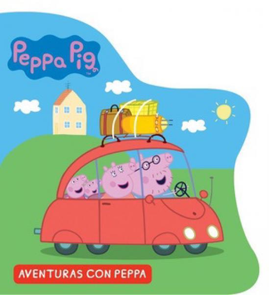 PEPPA PIG - AVENTURAS CON PEPPA