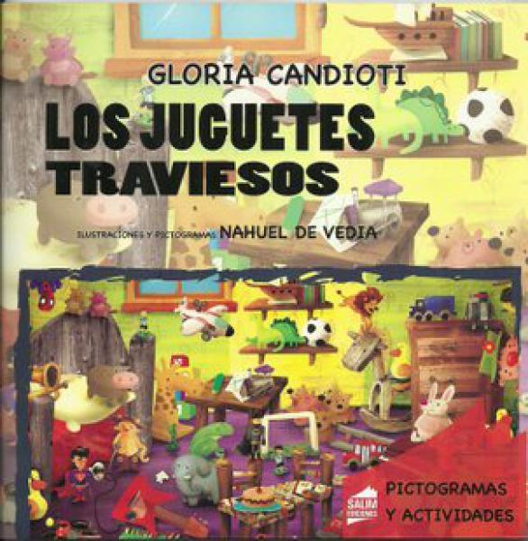 LOS JUGUETES TRAVIESOS
