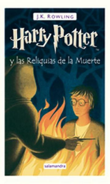 HARRY POTTER 7 - LAS RELIQUIAS DE LA MUE