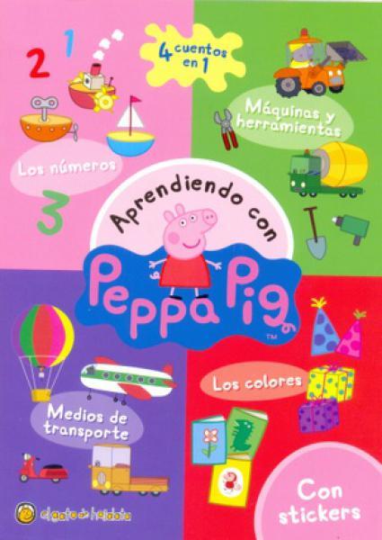 PEPPA PIG - APRENDIENDO CON