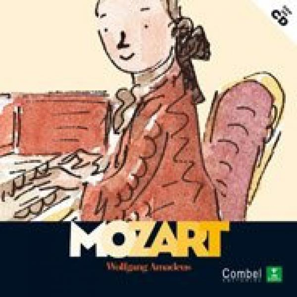 MOZART WOLFGANG AMADEUS  -  CON CD